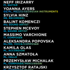 Composers/Performers
